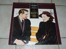 LD - The Bishop`s Wife (Jede Frau braucht einen Engel) - Cary Grant - Englisch