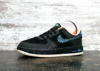 Youth Nike Air Force 1 One Athletic Shoes Sz 1Y Eur 32 AJ4675 002 Speckled Used