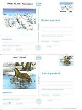 ROMANIA 1997 6 MAXI CARD PROTECTED ANIMALS