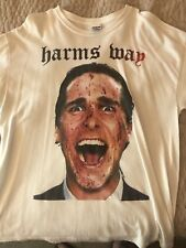 Harms Way T-Shirt American Psycho Limited Edition XL
