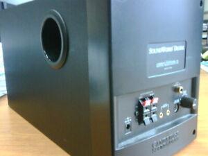 CAMBRIDGE SOUNDWORKS Creative Labs Sub Woofer Digital Computer Speaker CSW250