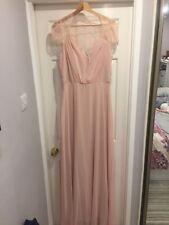 Asos Tall Maxi Dress Size 14 BNWT