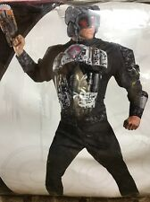 Disguise, Chief Commando Warrior Costume,  Adult XXL (50-52)