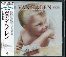Van Halen 1984 Japan CD w/obi 20P2-2618
