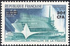 Reunion 1967 World Fair Pavilion/Buildings/Architecture/Trade/Commerce 1v n44273