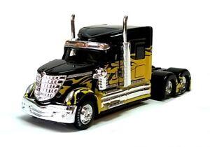 AMERICAN CUSTOM RALLY RIG CAB - 1:64 Die-Cast Truck Model by Maisto - New