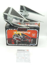 STAR WARS The Vintage Collection TIE Interceptor Vehicle A4649
