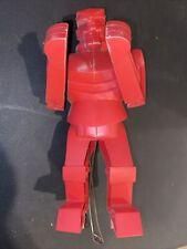 Rockem Sockem Robots Classic Vintage Boxing Game - red boxer only