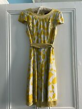 Yellow Yumi Dress Size Medium - Used but in good condition