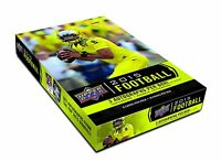 3 BOX LOT : 2015 Upper Deck Football Factory Sealed Hobby 3 Box Lot - 3 Autos/Bx