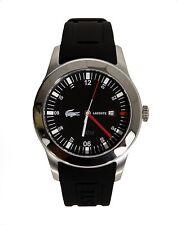 Lacoste Advantage Men's Sports Silicon Band Wrist Watch 2010628