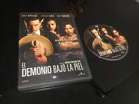El Démon Basse La Peau DVD Casey Affleck Jessica Alba Kate Hudson