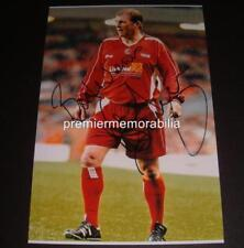 Liverpool FC Kenny Dalglish signé réimpression Tsunami Soccer Aid at Anfield 2005