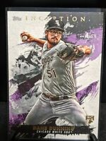 2021 Topps Inception Dane Dunning RC White Sox ⚾💥