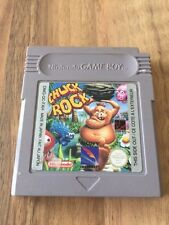 GB:    CHUCK ROCK      Game Boy
