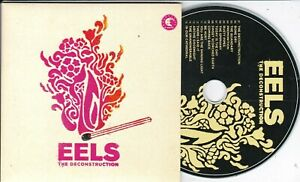 EELS THE DECONSTRUCTION NUMBERED PROMO CD