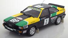 Minichamps Audi Quattro Rally des 1000 Pistes 1981 Mouton/Pons #2 1/18 LE of 350