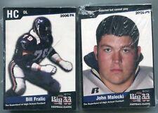 2006 Penn PA Big 33 FACTORY SEALED set w/ Barry Church, Devlin, Berry, Odrick