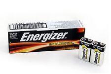 Energizer Industrial 9V Alkaline Battery 12 Pack EN22 - Box of 12 Lot Expedited!