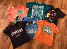 Bundle of 8 Boys T Shirts to fit age 3-4