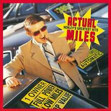 DON HENLEY - Actual Miles: Henley's Greatest Hits - CD - NEU/OVP