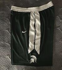Colosseum Michigan State Spartans Youth NCAA Mendoza Shorts Black