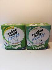 2 x Scrubbing Bubbles Fizz-Its 10 Toilet Tablets Fresh Citrus NOS Discontinued