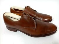 Grenson Mid Tan Leather Shoes. Size 9.5.