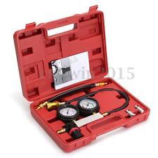 Auto Cylinder Engine Leakdown Leak Tester Compression Gauge Diagnostic Detector