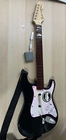 Harmonix Wii  Rockband Fender Stratocaster NWGTS2 - W/ Dongle-Tested!