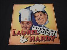 More details for 3 x laurel & hardy calendars 1997, 2000, 2004 excellent condition