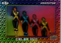 2019 UD Upper Deck Marvel Premier Color Box CB-23 Moonstar SP New Mutants