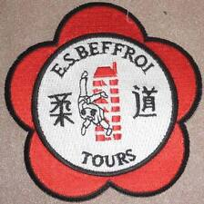 E.S. Beffroi Tours Patch - Judo - Martial Arts - France