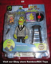 JOHNNY FIAMA with SHARK SKIN COAT The Muppets Show Series 7, Palisades 2004  #4