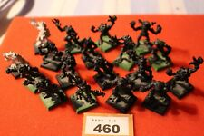 Games Workshop WARHAMMER Wood Elves Elfi Albero Dryads figure in Metallo Reggimento Esercito