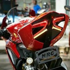 Ducati 899 Panigale Fender Eliminator Kit - New Rage Cycles NRC led race motogp