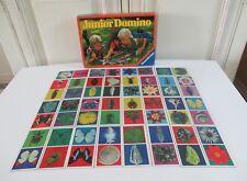 ☺ Ancien Jeu De Société Junior Domino Ravensburger Vintage 1978 Complet