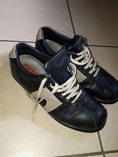 mens CAMPER casual leather shoes UK 7EU 40 80s casuals