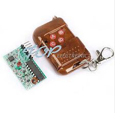 IC 2262/2272 4 CH Key Wireless Remote Control 315MHZ Receiver module M21