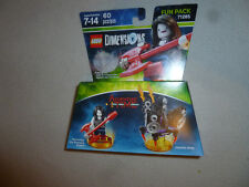 NEW ADVENTURE TIME MINI FIGURE 71285 LEGO DIMENSIONS MINIFIG SET MARCELINE QUEEN