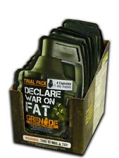 Grenade Thermo Detonator 1 Day Supply Sample Pack (4 Capsules) | Short Dated <<<