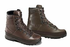 Lowa Patrol boots brown, Miltary mod boots