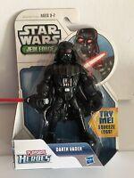 "Star Wars Jedi Force 5.5"" Darth Vader Captain Rex Hasbro Playskool Mattel 2013"