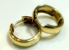 Pendientes de joyería aro de oro amarillo de no aplicable
