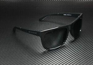 ARNETTE Fire Drill AN4143 41 87 Black Gray 59 mm Men's Sunglasses