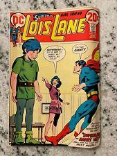 Superman's Girlfriend Lois Lane #131 Vf- Dc Comic Book Batman Aquaman Flash J596