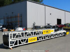 Vickey RS3660M Vickwest Radial Stacking Material Conveyor 60' x 36' bidadoo -New