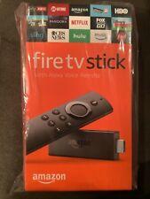 Amazon Fire TV Stick (2nd Gen) Media Streamer w/ 2nd Gen Alexa Voice Remote NIB