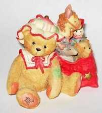 Cherished Teddies - Carolyn - Toy Sac Figurine - 912921