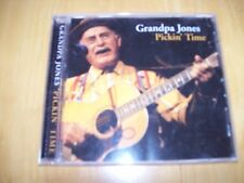 Pickin' Time by Grandpa Jones (CD, Jul-1999, Universal Special Products)